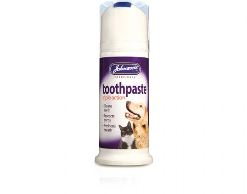 Johnsons Veterinary Products  - Toothpaste 50gm